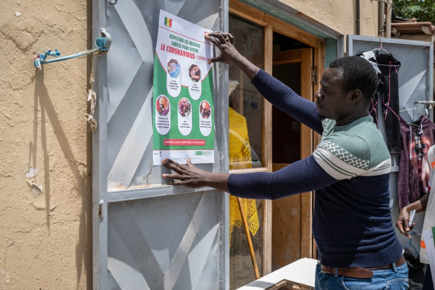 #IDUAI2020 #RightToKnow #AccessroInfoDay  #WestAfrica: more transparency, accountability and access to information needed amidst the coronavirus pandemic @FatouJagneS Cc @AstervanKregten @MadiambalD   https://t.co/M4XIbza3ob https://t.co/A5y4baPk81
