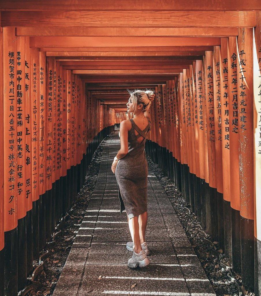 人生一度行ってみたかった京都。