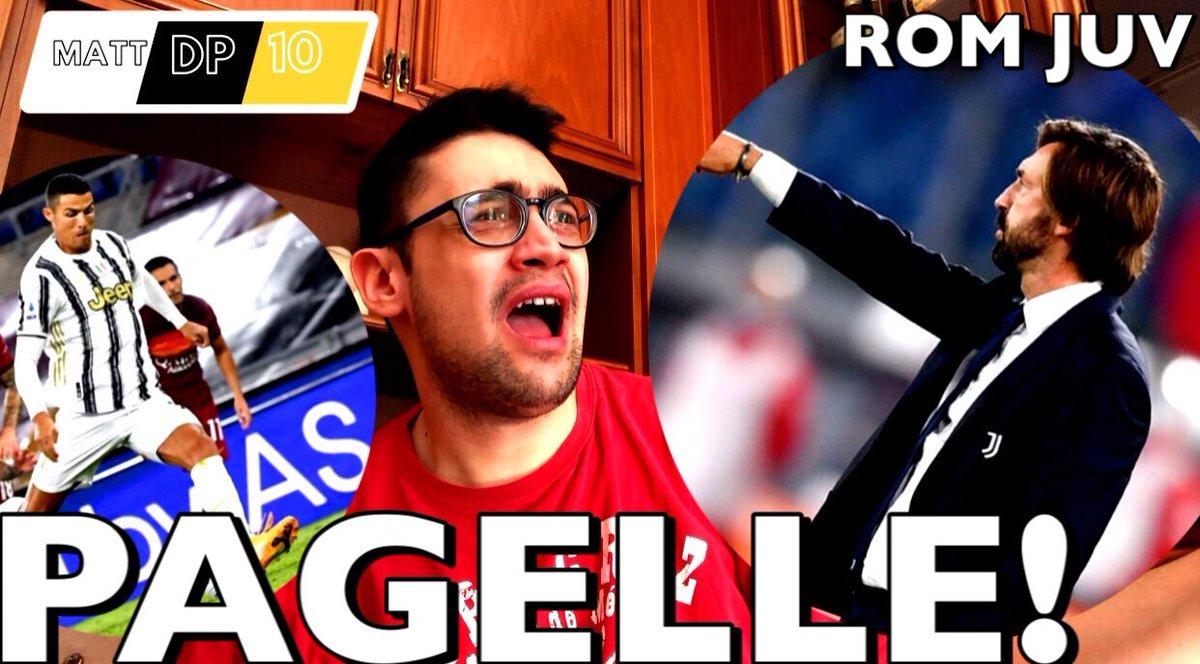[BOCCIATURE GIÀ ALLA SECONDA!!!] | RONALDO SALVA LA JUVENTUS!!! PAGELLE ... https://t.co/2gkPgJekF7   #Ronaldo #Juventus #Paratici #Marotta #ForzaJuventus #Dybala #Guardiola #Pirlo #Chiellini #CR7 #Championsleague #Agnelli #DelPiero #Buffon #Pirlo #Pogba #Raiola https://t.co/whteJzD658
