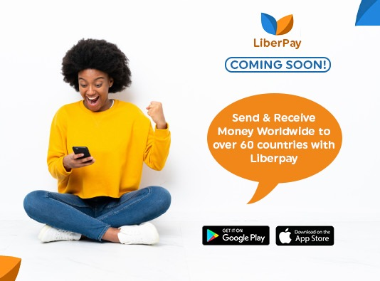 Send & receive money worldwide to over 60 countries with Liberpay.  Secure ✅Fast✅ Affordable ✅  #affordable  #africa #westafrica #monrovialiberia #liberia #liberiaeconomy #Eastafrica #transfermadesimple #liberianews https://t.co/4EmZrHhzpE