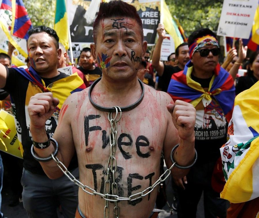 For #Tibetans, information is a precious commodity. Severe restrictions on expression by #China, accompanied by a relentless disinformation campaign engenders facts, knowledge and truth to become priceless. This has long been the case with #Tibet. #FreeTibet https://t.co/07bQNPk6a2