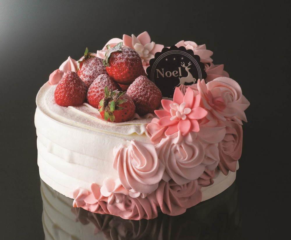 東急百貨店・渋谷ヒカリエ・渋谷スクランブルスクエアのクリスマスケーキ、フラワーボックス型ケーキなど -