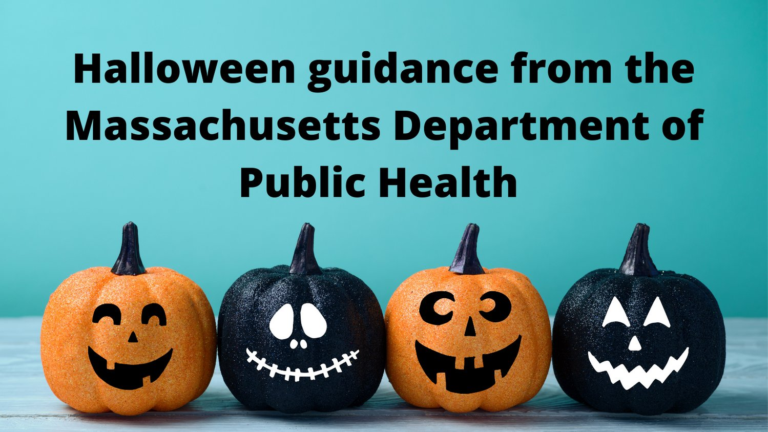 Town of Franklin, MA: Halloween Activity Guidelines
