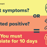 Image for the Tweet beginning: These are the main symptoms