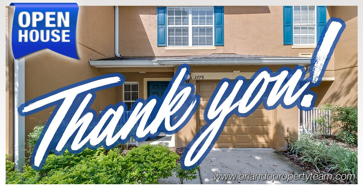Thank you to everyone who dropped by our #openhouse over the weekend! For those who missed out, you may know more about the property here: https://t.co/yLiyhUYJPb  #thankyou #orlandopropertyteam https://t.co/6iXbsampuJ