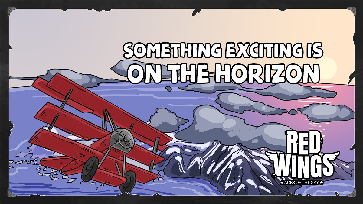 Tomorrow, history will be made. Stay tuned to your radios for updates!  #flightsim #action #arcade #flight #indiegame #gamedev https://t.co/CY2Xl5Aqy3