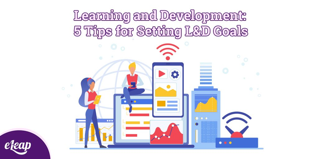 test Twitter Media - Setting L&D goals is essential, but it can be challenging to do, in large part because it's simply that there are so many considerations that you must make. In this post, we'll cover five critical tips to help ensure... . ⏩https://t.co/ASi6fKq30z⏪ . #LearningPlatform https://t.co/1LloPNrVcf