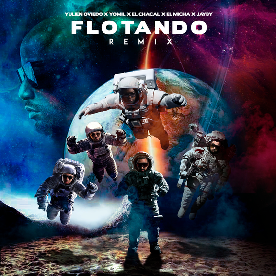 """#EnTendencia📈   @YulienOviedo - """"Flotando Remix"""" ft. @yomil_official , @ChacalOriginal , @elmichaoficial , #Jayby  🎧: https://t.co/ZrsShWyhJ4 https://t.co/C5wPznGaIw"""