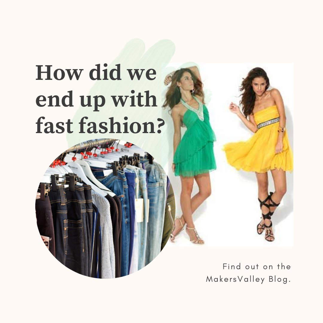 What REALLY created the fast fashion sales and sourcing model? Find out, in Chapter 5 of our blog The Building Blocks of a Modern Fashion Supply Chain.  https://t.co/CenKZoAAsB #fastfashion #historyofsupplychain #fashionhistory #slowfashion #fashionrev #fashionsourcing https://t.co/w45l3Unygt