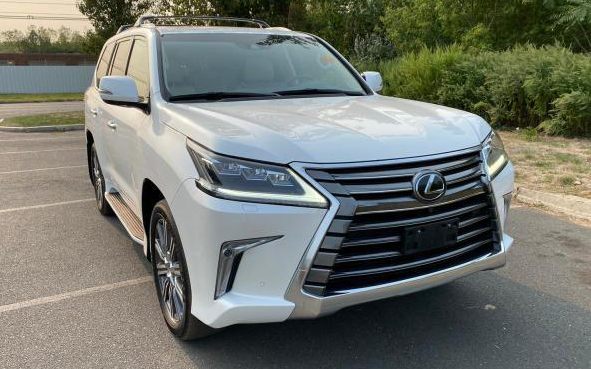 2016 Lexus LX 570 4WD 4dr Used (CLEAN), Bid: $51500 https://t.co/EHwEs2Glo7 #LexusLX #SUV #ItsUpForAuction #autoauctions #BestInSalvage #AutoAuctions #AuctionCars #AuctionRides #ProjectCars #FixIt #SalvageAuctions #HotAuctionAction #HowMuch https://t.co/kmRcywxKdd