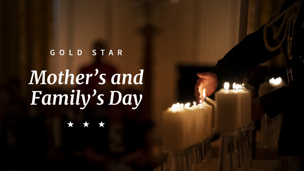 Today is Gold Star Mother's & Family Day. Gold Star Families deserve our utmost respect, admiration, & support for their tenacity & resilience, and for the work, they do to preserve the memory of those who gave their lives to our Nation.#GoldStarMothersDay #GoldStarFamiliesDay https://t.co/CyVfdP1o5e