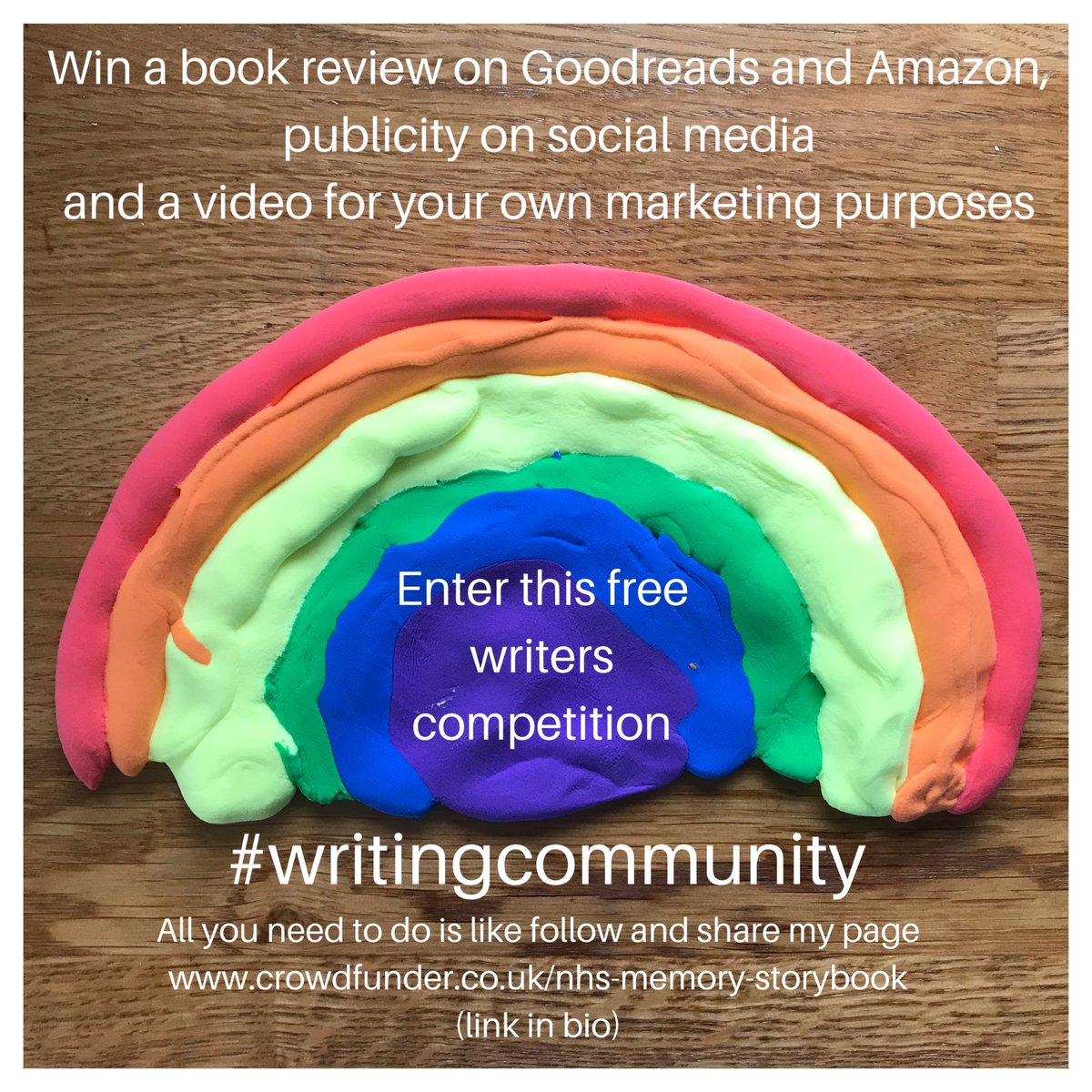 Please considering entering this exciting competition Twitter authors & members of the #WritingCommunity   What have you got to lose? It's FREE!  #author #book #booklover #Reading #writers #writersofinstagram #writing #Literature #indieauthors #competitiontime #MondayMotivation https://t.co/02cPUbwfN6