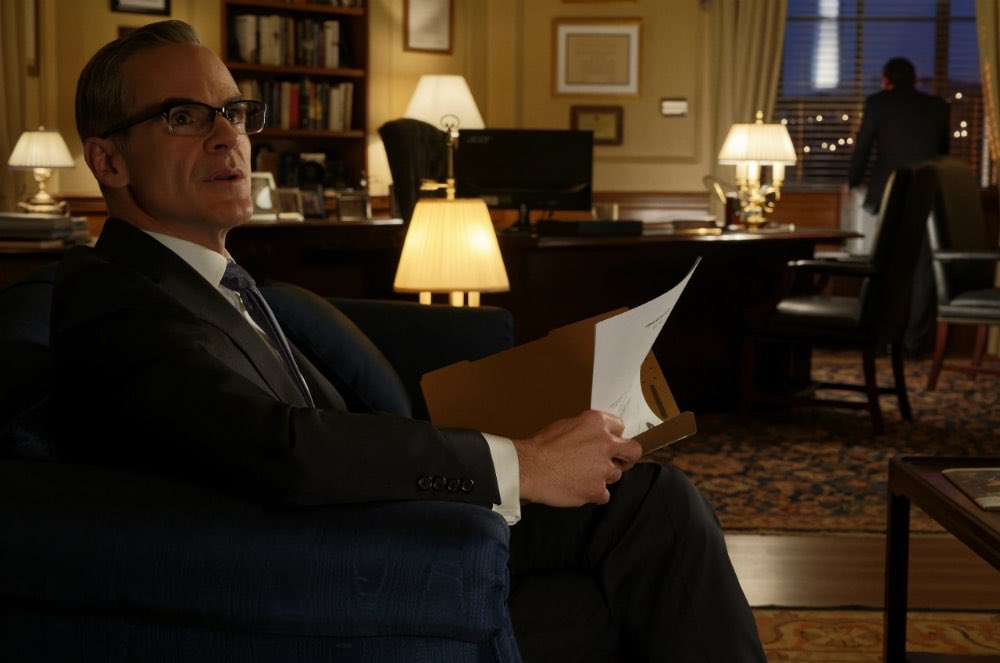 Interview: Michael Kelly on #TheComeyRule and what he would do if Trump tweeted about him https://t.co/5uBWEIZ1KR https://t.co/NsKXuDkFO6