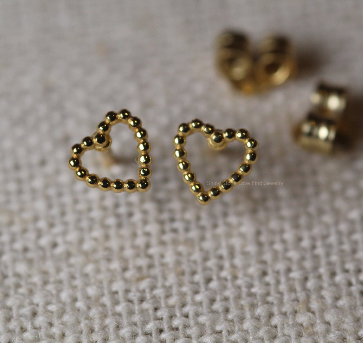 Excited to share the latest addition to my #etsy shop: 14k solid gold heart earrings stud, heart earrings gold, 14k Gold Stud earrings, valentines day gift f - love symbol earrings gold https://t.co/wrBC3PKKKd #girls #cartilage #minimalist #whitegold #anniversary #luck https://t.co/HehPLhlMSu