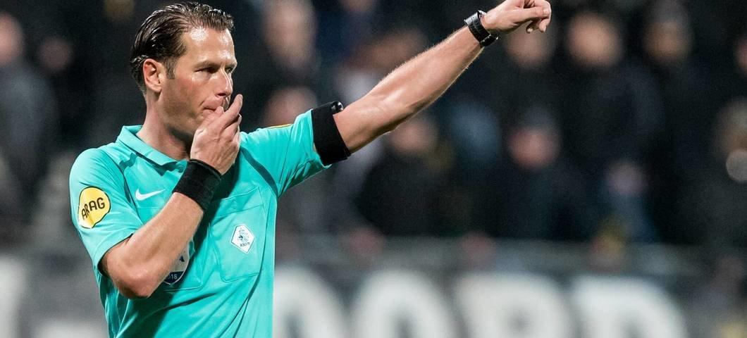 ⏱️ Referee  🎶 Makkelie fluit zondag Sparta - AZ  ➡️ https://t.co/XZ7i6uIQSi  #spaaz #AZ #Eredivisie https://t.co/abqVSKkLMV