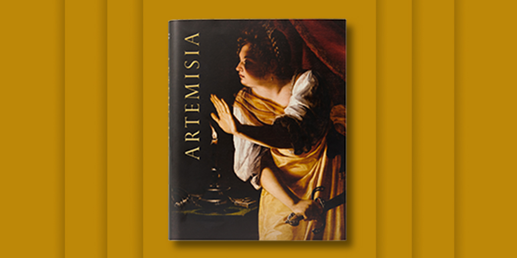 Artemisia is our #BookoftheMonth for September! With a career spanning more than 40 years and packed with works of great dramatic power and originality, Artemisia is one of the most celebrated baroque artists. See it all here: https://t.co/K6Gz4UhAto https://t.co/im6tI6793q
