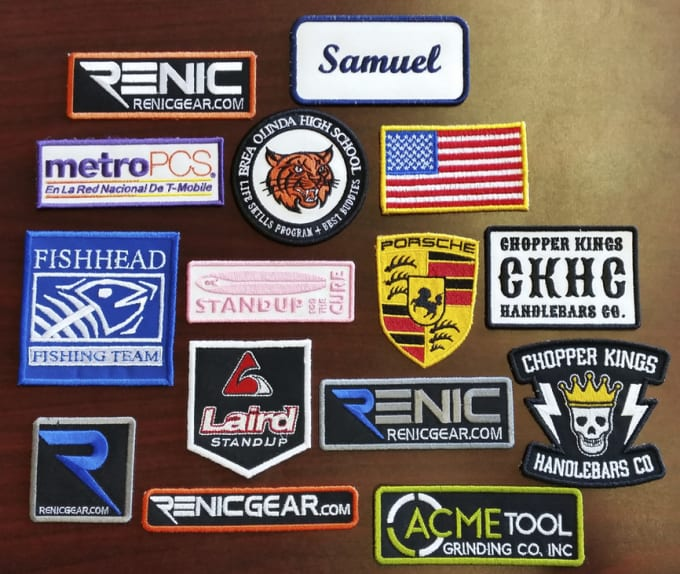 Custom patches mart is an experienced manufacturer of custom patches and embroidery patches. #embroiderypatches #tshirt #ironpatch #jeanspatch #moralepatch #jualpatch #patchlife #emblem #fashionnova https://t.co/7SC8lYq4mf