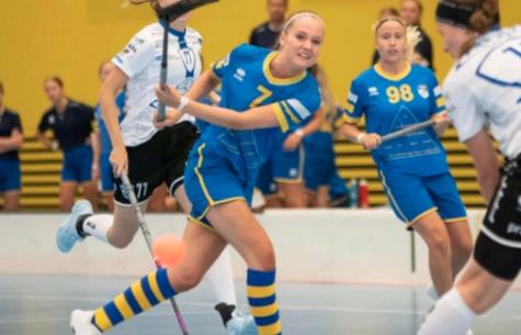 """Bokelund om första SSL-säsongen och varför hon flyttade tillbaka till Småland: """"Känner mig mer hemma på varmare breddgrader""""  https://t.co/6FN3Ly3Lgg #innebandy https://t.co/OV95vfgxPF"""