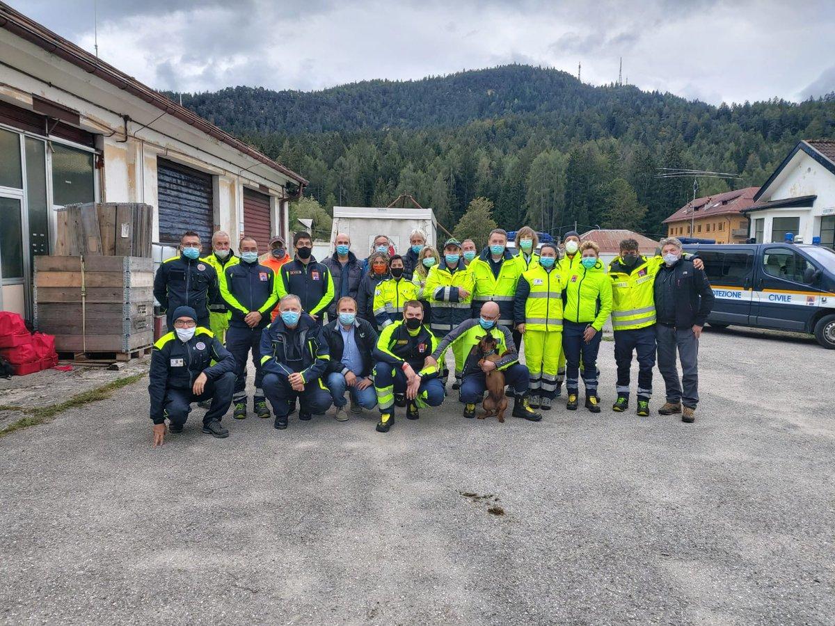 Concluso il corso base per 21 nuovi volontari di P...