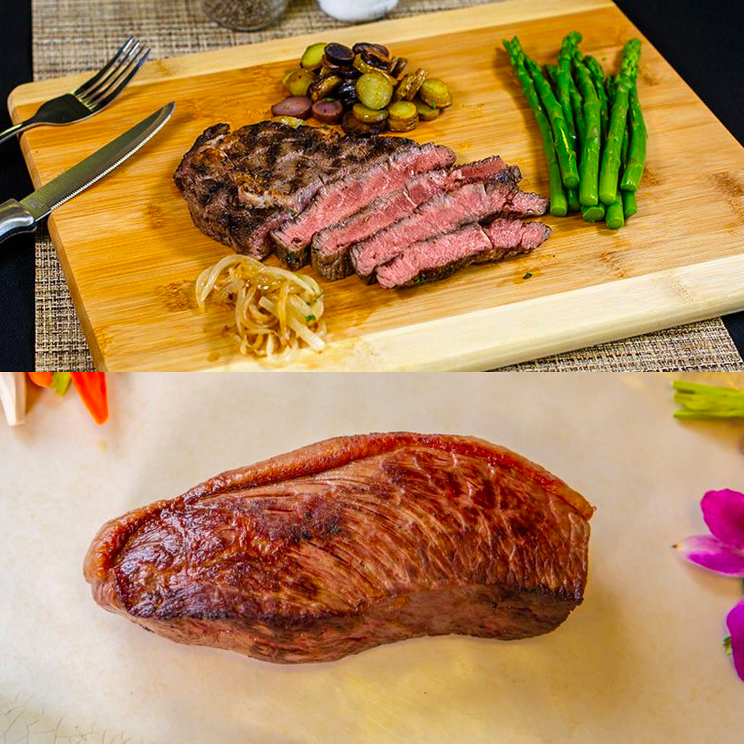 🔥Fire Deal: Buy 1 Wagyu Ribeye Steak, get 6 Wagyu Sirloin Fat On Steaks (8 oz) for Free!  Limited quantities available!  Shop this deal NOW: https://t.co/8jBBJKCTZ4  #steak #steaktime #bbq #grill #juicygrilling #protein #stayhome #staysafe #wagyu #ribeye #picanha #sirloin https://t.co/plUC39aSaN