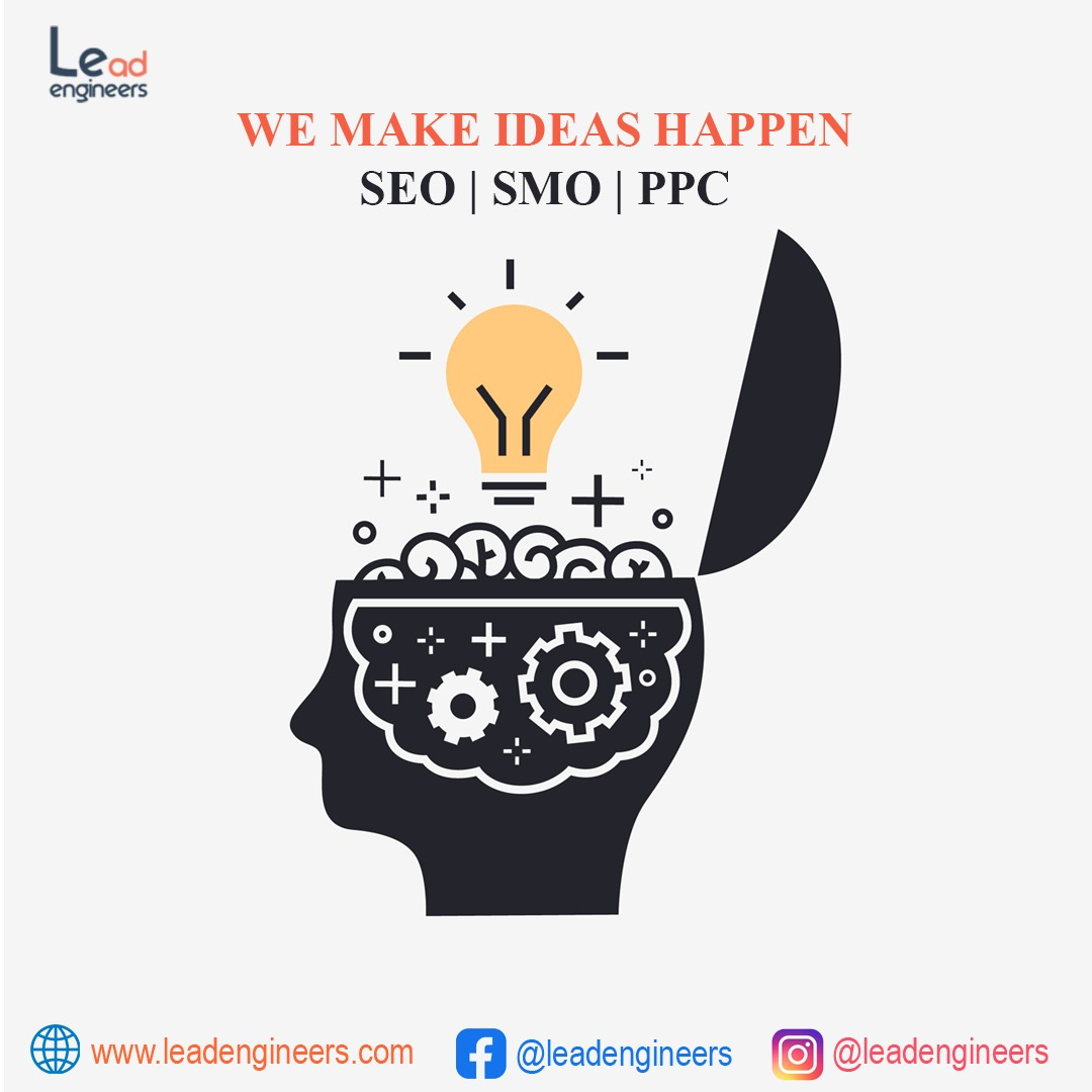 The Lead Engineers -AD US   We Make Ideas Happen!  #creativeagency #ads #business #ideas #strategies #digitalmarketing #sales #leads #theleadengineers https://t.co/PZJCwiQdiD