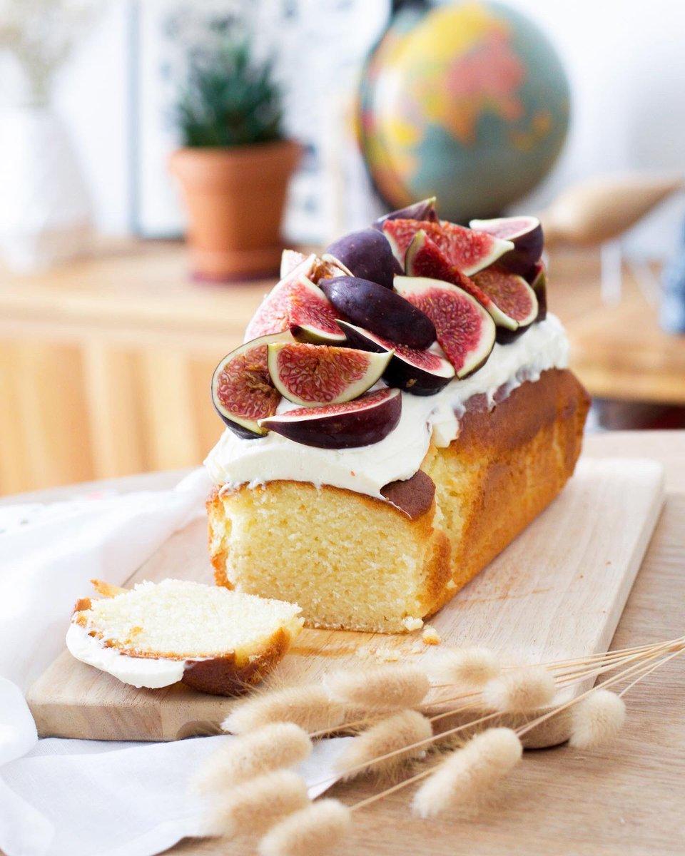 NEW ! «Cake XXL fleur d'oranger avec son topping mascarpone et figues» https://t.co/ZqCY1wq0td #recipe #food https://t.co/TYT5CpuBua