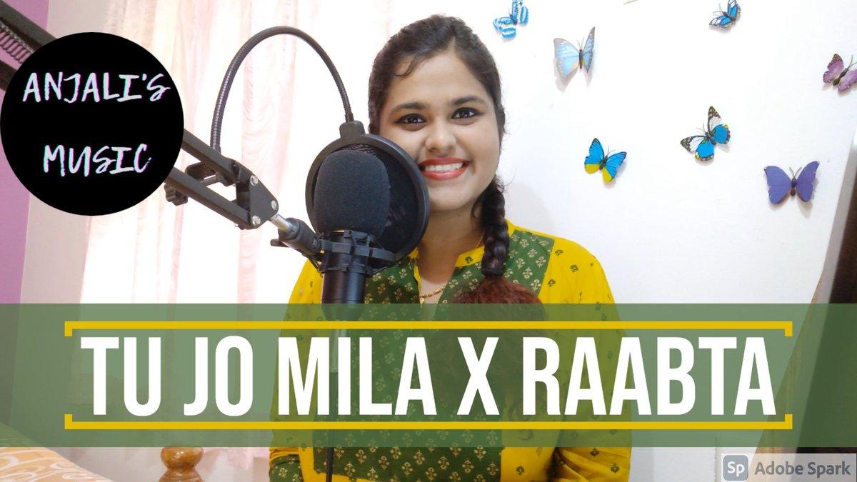 Finally going for Bollywood Covers as well. Here's me singing Tu Jo Mila/Raabta Mixtape cover by @ShirleySetia and @JubinNautiyal   #Bollywood #JubinNautiyal #TSeries #Hindi #Cover #Youtube #Music #Trending #Tseriesmixtape #Tujomilaraabta #India https://t.co/KUhRtCyovp https://t.co/Bvp0hf6RuJ