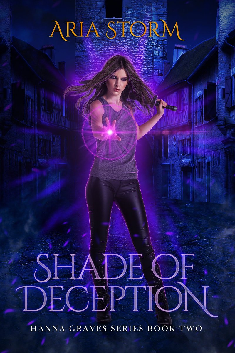 'Shade of Deception'  Hannah Graves Book Two  Sept 30th Release! Or Pre-order right now!  #lesfic #paranormalromance #amwriting #amwritingfantasy #amwritingromance  #KindleUnlimited #youngadult #action #magical   https://t.co/7AsxfZPIKJ https://t.co/zHT1lJqK5N