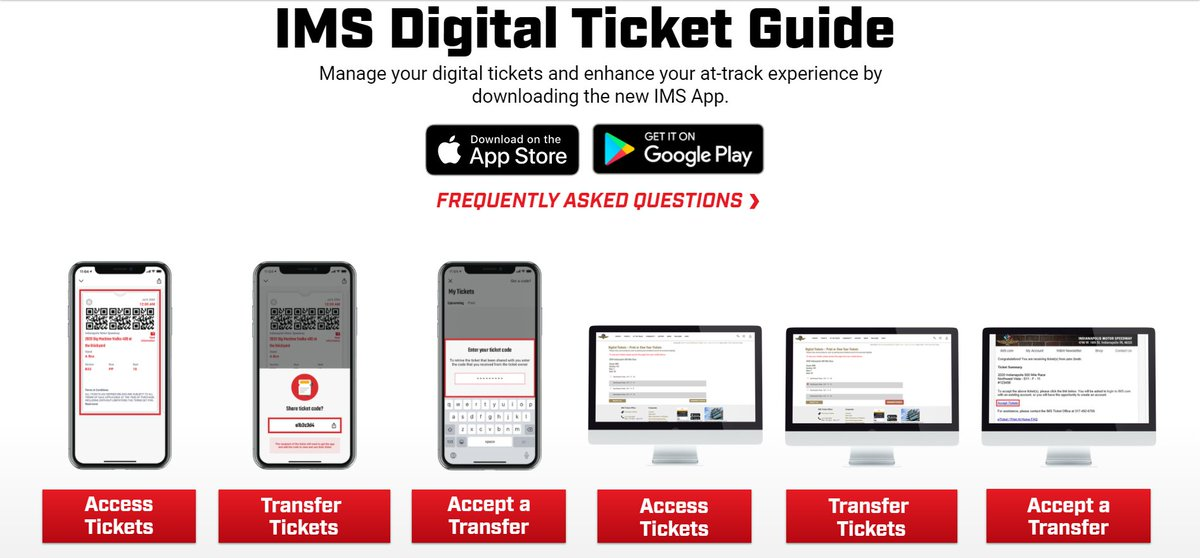 #HarvestGP parking and tickets are digital and can be accessed by downloading the #IMS App or on your smart phone web browser.  This Digital Ticket Guide will help you prepare for your arrival and get through the gates seamlessly on Race Day!  GUIDE: https://t.co/OAU4HEbkR8 https://t.co/iphiad6edq