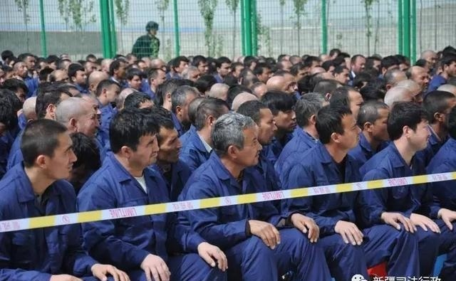 The labor camps inside #Tibet consist of #CCP policy that mandates #Tibetans pastoralists to be subjected to centralized military-style vocational training aimed to reform 'backward thinking' and includes training in 'work discipline,' law, and #Chinese language. #FreeTibet https://t.co/UXN4okd7Qs