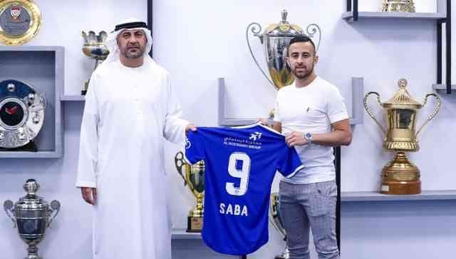 AFP: #UAE #Dubai's Al-Nasr Sporting Club signed an #Arab_Israeli footballer, #Diaa_Sabia, less than two weeks after the UAE normalised ties with the Jewish state.  Sabia, a 27-year-old Israeli Arab attacking midfielder, signed a two-year contract with Dubai's #Al_Nasr https://t.co/Hqc8lq3bqN