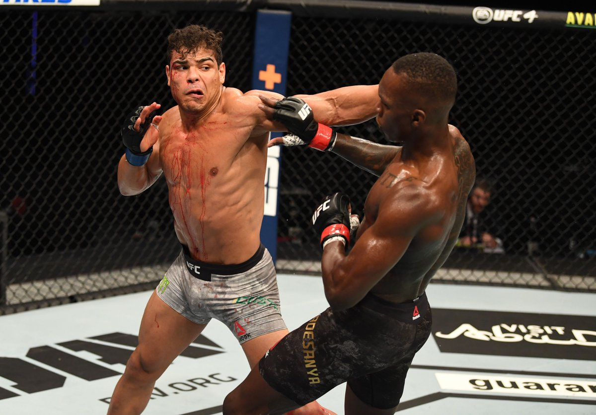 Paulo Costa breaks silence on loss to Israel Adesanya at UFC 253, vows to win UFC belt 'whether you like it or not' https://t.co/kfoZGOs3OS https://t.co/z0B8ByVKz7