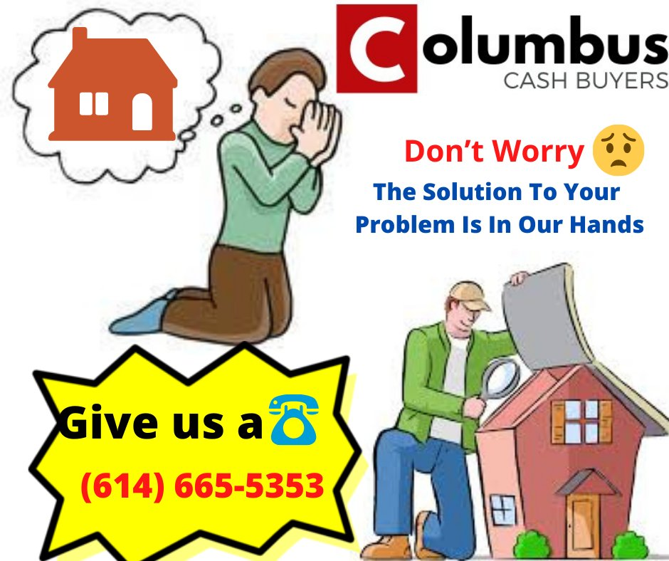 Are you thinking of selling your Columbus Ohio house fast?  #RealEstateInvestment #CashForHouses #SellYourHome #SellYourHomeFast #properties #forsale #realtor #cashcow #shortsale #webuyhousesfast #webuyhousesforcash #RealEstate #BuyHome #SellHome #CashBuyers https://t.co/XEOm1rxyYk