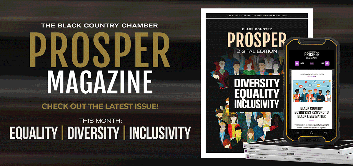 #NationalInclusionWeek2020  @MagazineProsper Talks #Diversity, #Equality, #Inclusion  https://t.co/to70itLn2S https://t.co/gOUVNfWtlA
