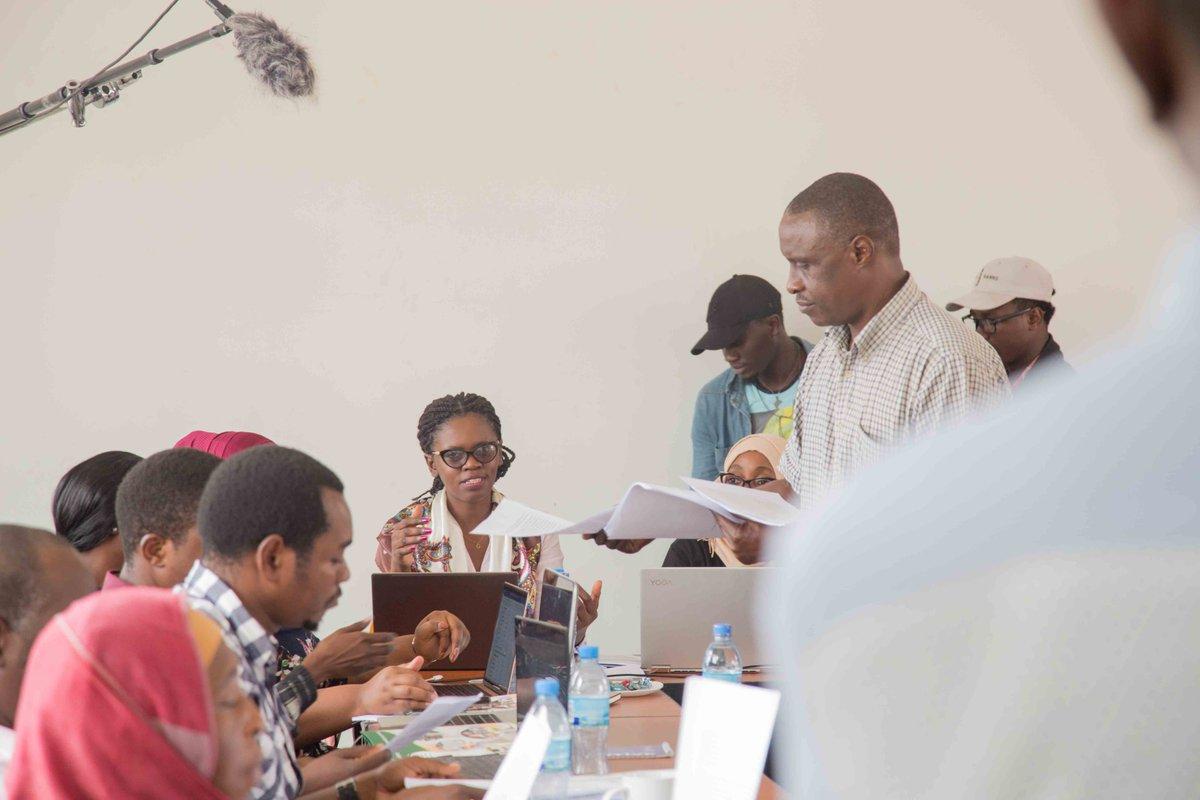 TRAINING: Ifakara @ifakarahealth builds science communication capacity of its researchers. ihi.or.tz/news-details/21