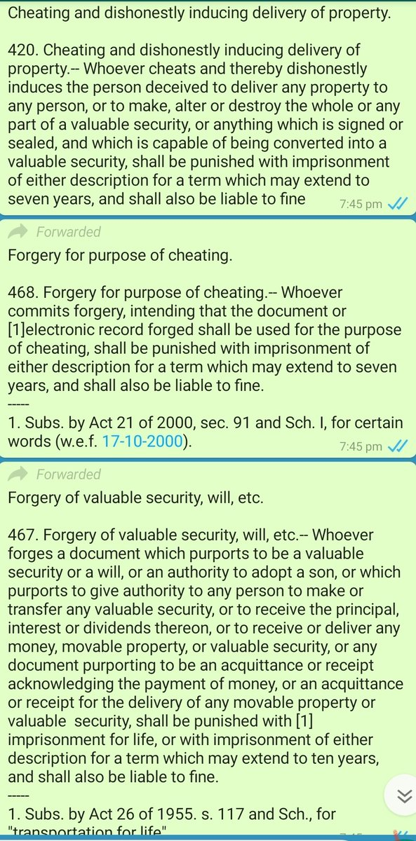 Tomorrow 1pm I am filing cheating, fraud, corrupt practices complaint at Bandra East police station, under IPC section 420, 468, 467, 471.... against Mayor Kishori Pednekar, Family, Kis Corporate Services.....also against SRA, BMC, Mumbai Police for not taking action & connivance