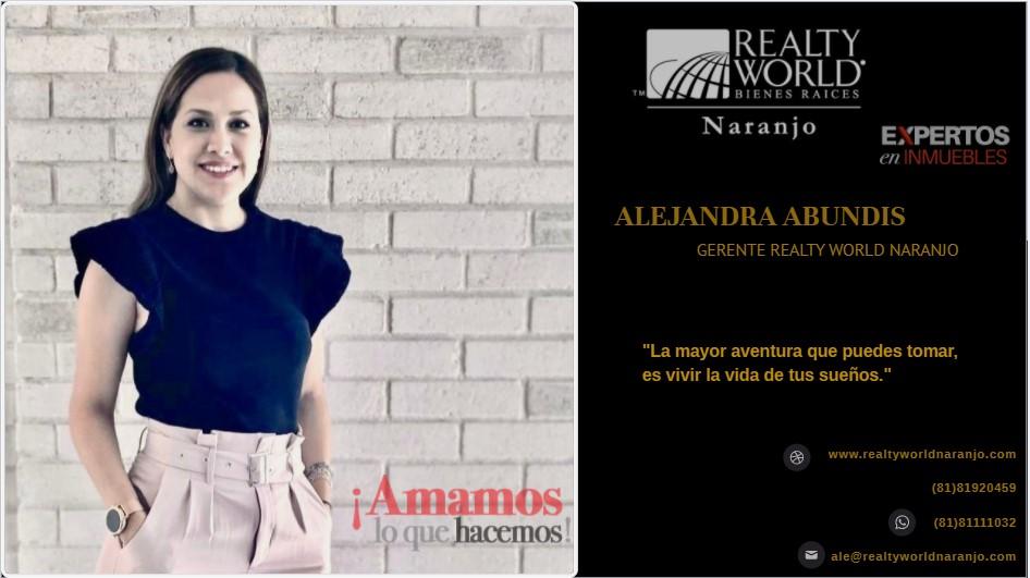 "Alejandra Abundis ""Gerente Realty World Naranjo""  Facebook:https://t.co/m466pUDIEq Twitter: https://t.co/Y9IZKfl2bg Instagram: https://t.co/sQAidmIQSD Youtube:https://t.co/wRbIgVWXsc Pagina: https://t.co/yt1onmb7hn  #realstate #realtor #realstateagent #home #property #forsale https://t.co/v8m1gzveBy"