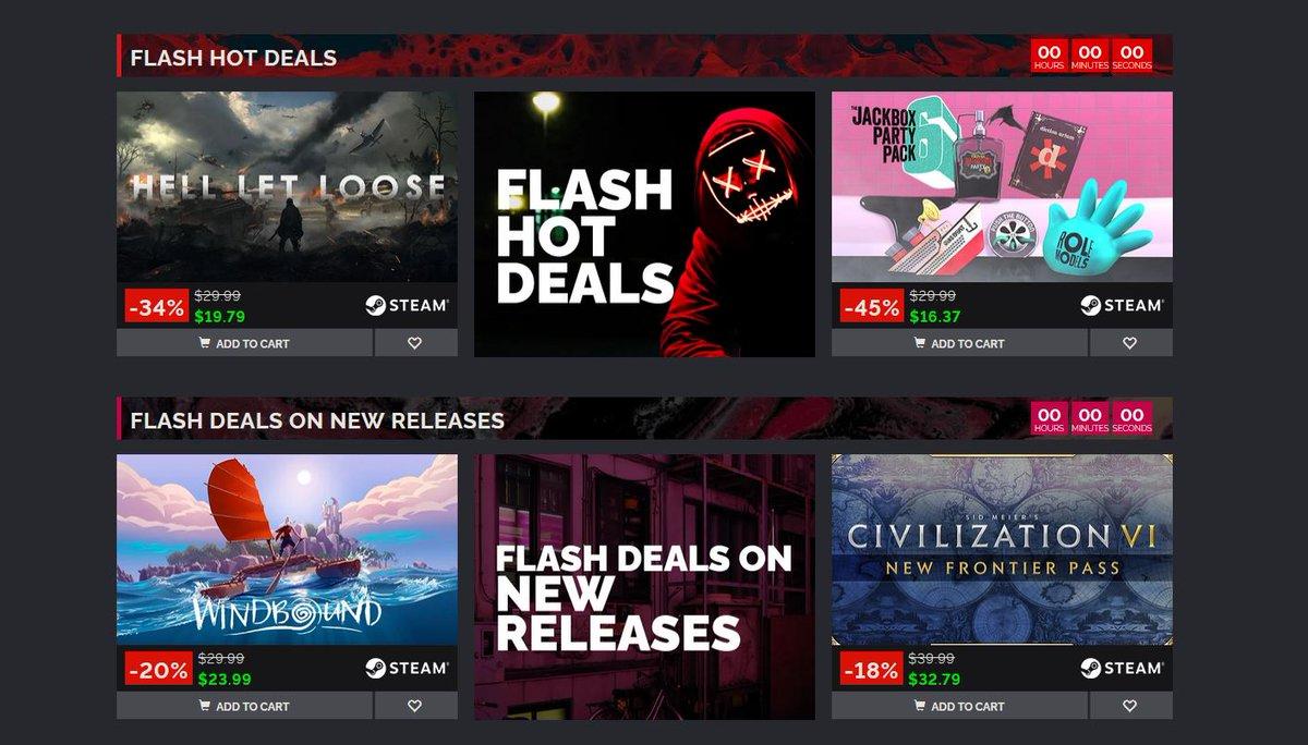 Cheap Ass Gamer On Twitter Pcdd Flash Deals Via Green Man Gaming Https T Co G8rm2yfhsd