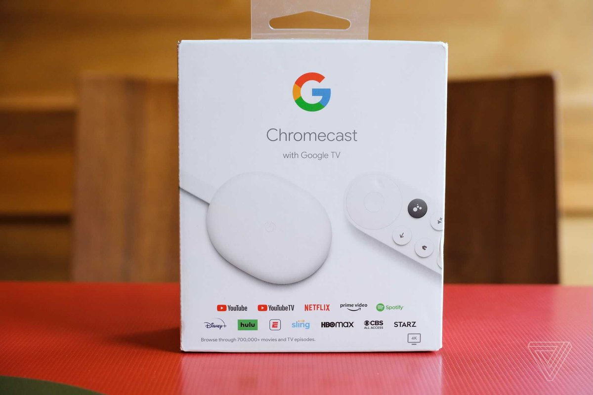 The Home Depot is selling Google's new Chromecast before it's been announced