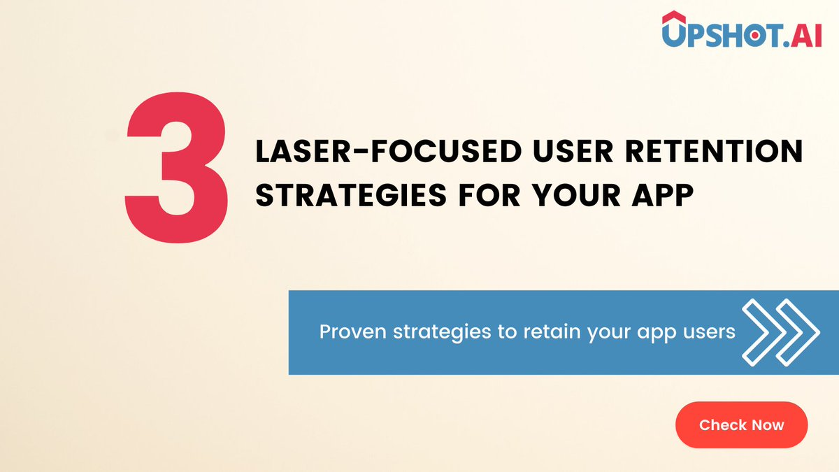From reminders and alerts to discounts and promotions, check out our laser-focused #strategies strategies that encourage user engagement & boost user retention. https://t.co/n2AABNvQmG allows #ProductOwners & #marketers to better engage users & help build meaningful relationships https://t.co/PXBFOaOc6v