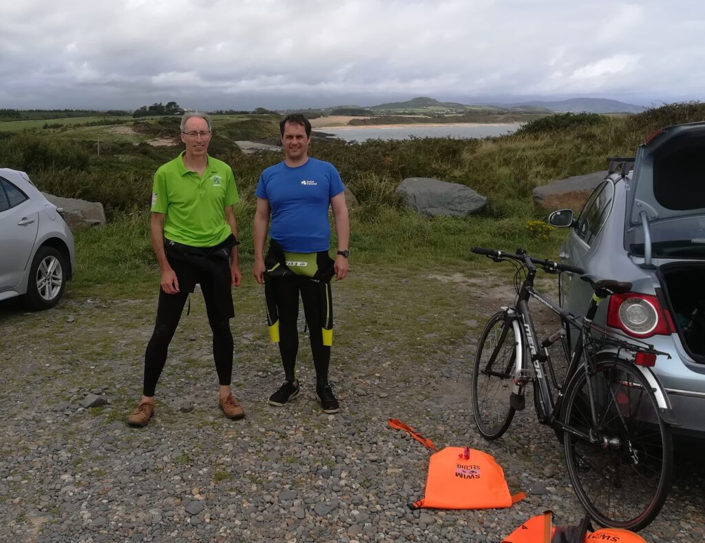 Need #MondayMotivation? Tune in to the tales of @dublinswimclub's Ceall & Niall as things get tough on their East Coast Adventure!  Get the story 👉 https://t.co/OHoxXBRXAP  They are fundraising for @CleanCoasts & @Temple_Street and have so far swum 105km!  #Swimming #OpenWater https://t.co/ql0dMGThaV