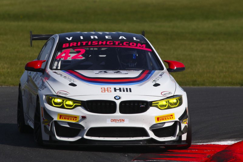 RACE WEEK... AGAIN! Back in @BritishGT this weekend with @Century_Msport in the #42 @BMWMotorsport M4 GT4 with @AGCRacing! I can't believe this will be my 4th race weekend in a row! And the first time racing in the U.K. since the end of 2018! #BritishGT #BMWMotorsport