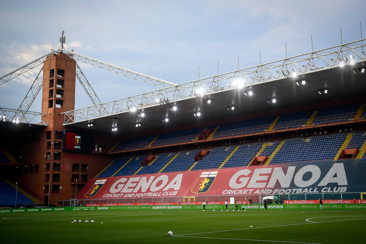 OFFICIAL: Genoa announce that 14 of their first-team players and staff have tested positive for COVID-19 after their Serie A match vs. Napoli on Sunday https://t.co/rA1qbW0nIz