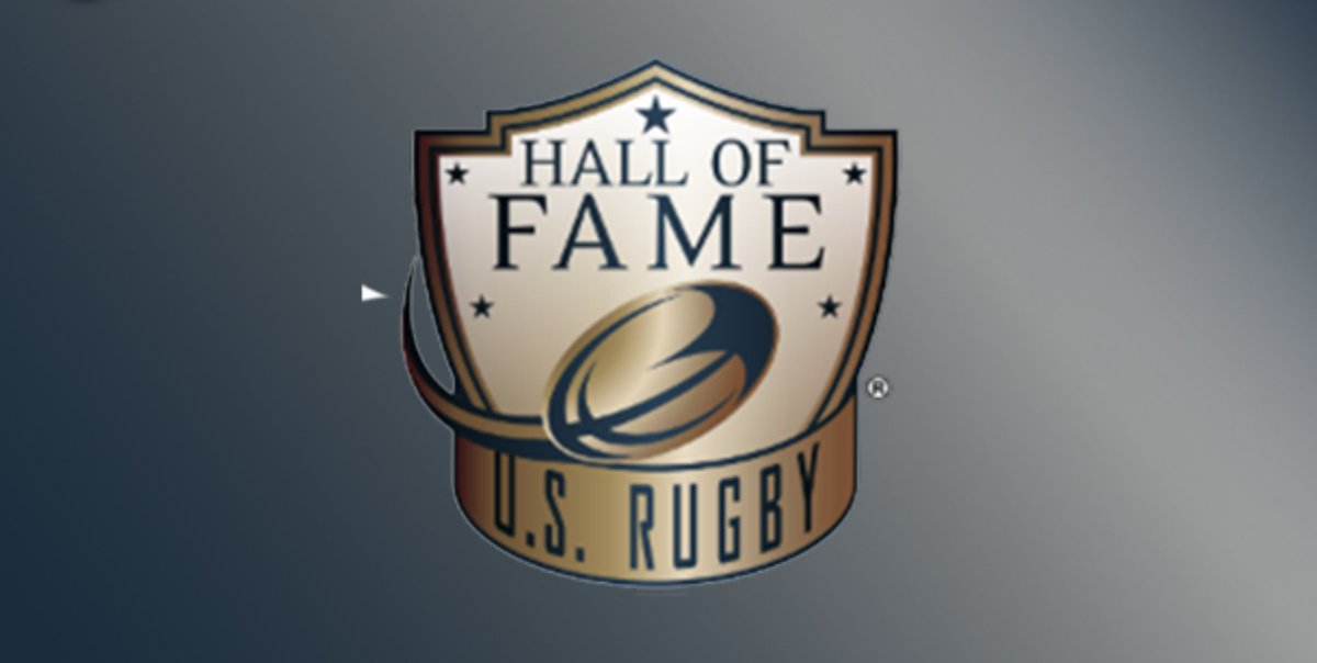 The 2020 U.S. Rugby Hall of Fame Induction Ceremony Re-scheduled as virtual event on Nov 14, 2020. MORE » usarug.by/3jo0BZG