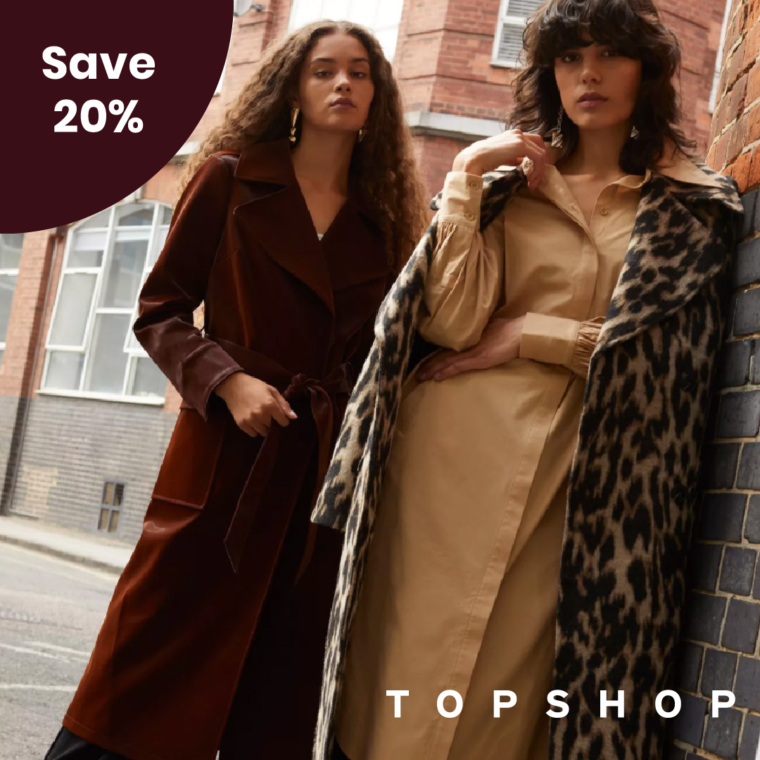 Deal for students! 20% Off for Students at Topshop Get your new fall wardrobe ready.  Deal is here: https://t.co/R4uYMf3Sq1 https://t.co/5llOakJNT7