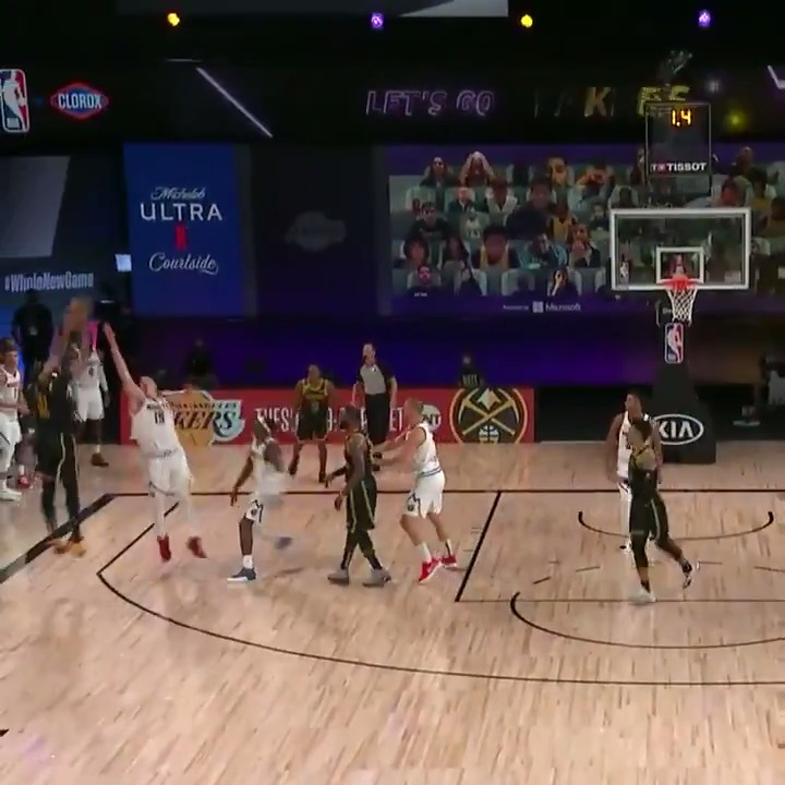 AD's game-winner and Bam's incredible block highlight some of the top plays from the conference finals 🤯  Presented by @Cheurlin1788 https://t.co/vwc75Ctshp