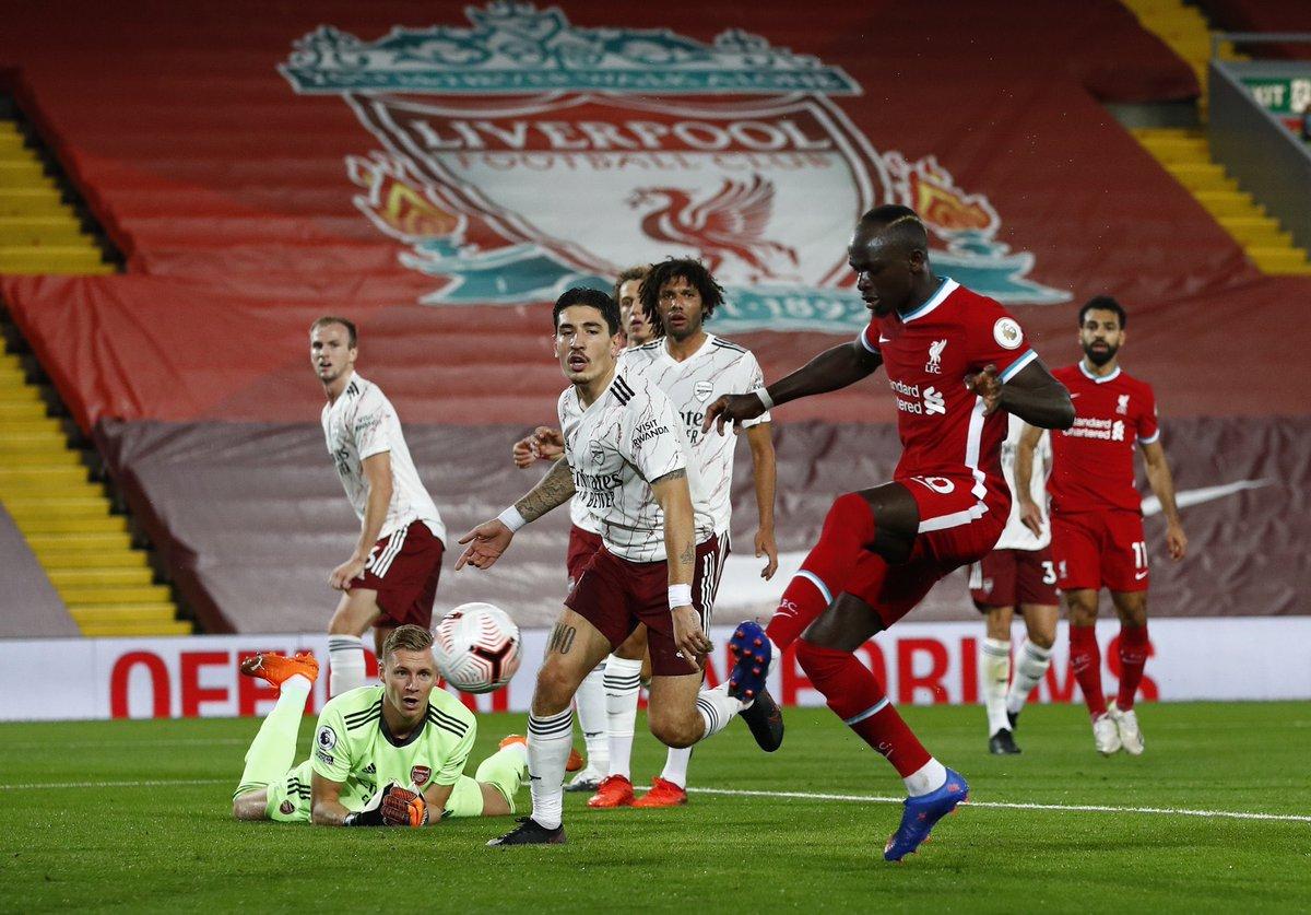 #Arsenal no gana sus primeros tres partidos de temporada desde el 2004 ❌  #Liverpool derrotó 3-1 a los Gunners y Diogo Jota anotó en su DEBUT 🔥  #PremierLeague #Futbol #Deportes https://t.co/GqTn1eJEoA
