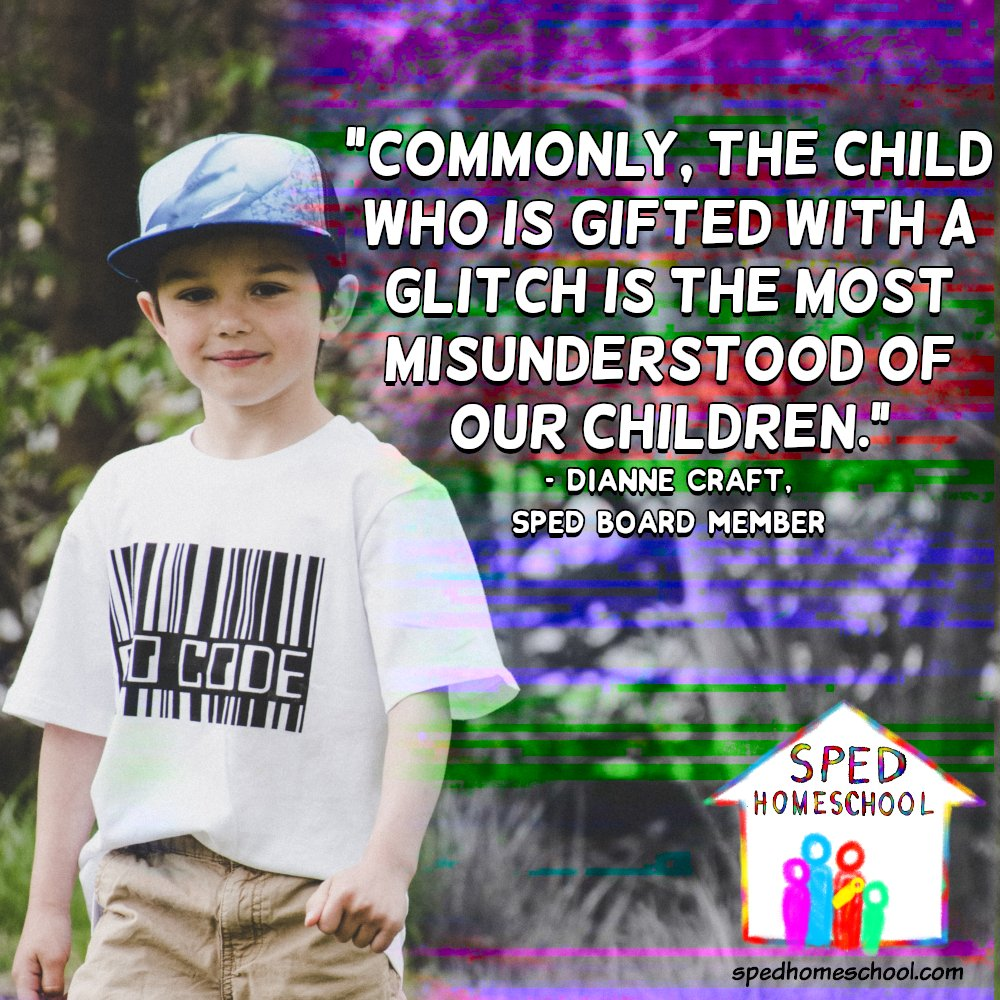 Your daily dose of encouragement from SPED Homeschool  #gifted #2e #learningdisability #spedhomeschool https://t.co/glXWQxh8fx