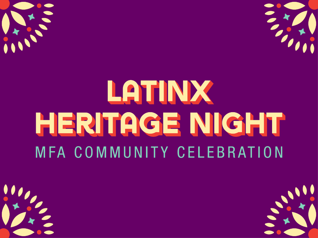 This Wednesday, we're taking our annual Latinx Heritage Night online to recognize & honor the enduring cultural contributions of the Latinx community to the U.S. See the full lineup for the free event, co-hosted with @AmplifyLatinx and sponsored by @Chase: https://t.co/QUn2QQafsZ https://t.co/G8k65OmWiB