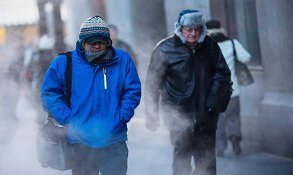 #SLP | Será una semana fría para SLP  La temperatura bajará hasta los 4 grados centígrados  https://t.co/ULaGaW9C5B https://t.co/qJgqus5LB4